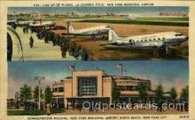 arp001104 - Administration Building, New York Municipal Airport, New York City,NY USA Airport, Airports Post Card, Post Card