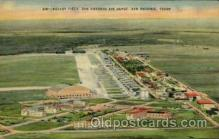 arp001129 - Kelley Field San Antonio Air Depot, San Antonio, TX USA Airport, Airports Post Card, Post Card