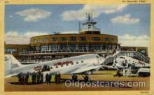 arp001134 - La Guardia Field, New York, NY USA Airport, Airports Post Card, Post Card