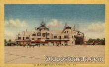 arp001146 - Municipal Aiport, Indianapolis, IN USA Airport, Airports Post Card, Post Card