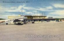 arp001166 - Williamsport Airport, PA USA Airport, Airports Post Card, Post Card