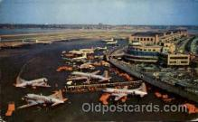 arp001183 - La Guardia Airport, NY USA Airport, Airports Post Card, Post Card