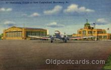 arp001186 - Harrisburg Airport, New Cumberland, Harrisburg, PA USA Airport, Airports Post Card, Post Card