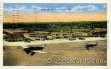 arp001187 - Candler Field, Atlanta, USA Airport, Airports Post Card, Post Card
