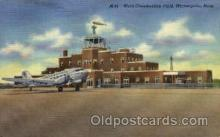 arp001207 - World Chamberlain Field, St Paul, Minneapolis, MN USA Airport, Airports Post Card, Post Card