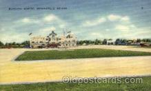 arp001208 - Municipal Airport, Indianapolis, IN USA Airport, Airports Post Card, Post Card
