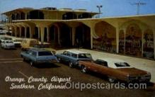 arp001258 - Orange Country Airport, Southern, CA USA Airport, Airports Post Card, Post Card