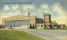 arp001280 - Municipal Airport, Reading, PA USA Airport, Airports Post Card, Post Card