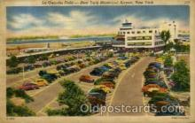 arp001283 - La Guardia Field, New York, NY USA Airport, Airports Post Card, Post Card