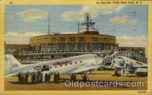 arp001284 - La Guardia Field, New York, NY USA Airport, Airports Post Card, Post Card
