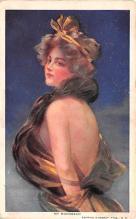 art121152 - Artist Signed Philip Boileau Post Card