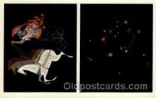 ast001002 - Auriga The Charioteer Astrology Postcard Post Card