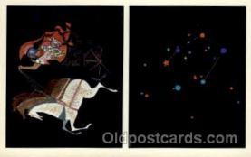 ast001002 - Auriga The Charioteer Astrology Postcard Post Card
