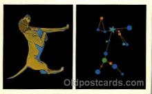 ast001013 - Canis Major The Large Dog Astrology Postcard Post Card