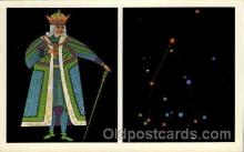 ast001015 - Cepheus TheKing Astrology Postcard Post Card