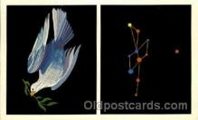 ast001017 - Columba The Dove Astrology Postcard Post Card