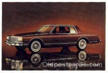 aut100016 - 1980 Caprice Classic Landau Coupe Auto, Automobile, Car, Postcard Post Card
