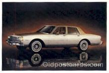 aut100018 - 1980 Caprice Classic Sedan Auto, Automobile, Car, Postcard Post Card