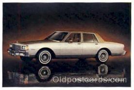 1980 Caprice Classic Sedan