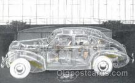 1940 Pontiac Torpedo 8 Sedan