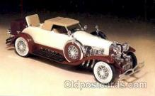 aut100051 - 1935 Duesenberg Decanter Auto, Automobile, Car, Postcard Post Card