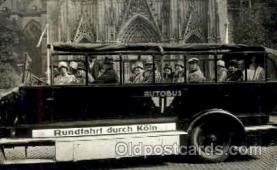 aut100055 - Autobus Auto, Automobile, Car, Postcard Post Card