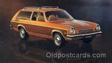 aut100062 - 1977 Chevrolet Vega Estate Wagon Auto, Automobile, Car, Postcard Post Card