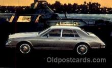 aut100074 - 1984 Cadillac Auto, Automobile, Car, Postcard Post Card