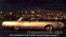 aut100086 - 1965 Oldsmobile Holiday Sports Sedan Auto, Automobile, Car, Postcard Post Card