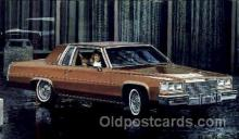 aut100090 - 1984 Cadillac Auto, Automobile, Car, Postcard Post Card