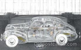aut100093 - Pontiac Torpedo 8 Auto, Automobile, Car, Postcard Post Card