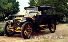 aut100095 - 1910 Warren-Detroit Auto, Automobile, Car, Postcard Post Card
