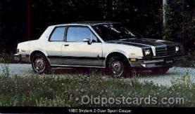 1980 Skylark Sport Coupe