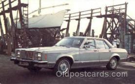 1978 monarch GHIA
