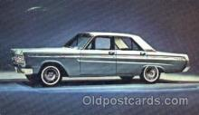 aut100108 - 1965 Mercury Comet Sedan Auto, Automobile, Car, Postcard Post Card