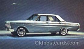 1965 Mercury Comet Sedan