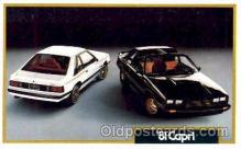 aut100109 - 1981 Capri Auto, Automobile, Car, Postcard Post Card