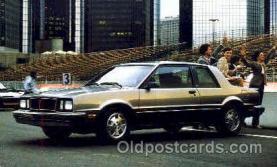 1983 Pontiac Phoenix SJ Coupe