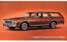 aut100111 - Caprice Classic Station Wagon Auto, Automobile, Car, Postcard Post Card
