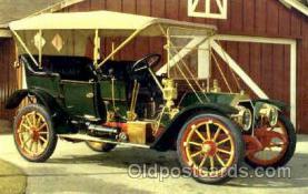 aut100114 - 1910 Model Stearns Touring Car Auto, Automobile, Car, Postcard Post Card
