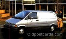 aut100118 - Aerostar Van Auto, Automobile, Car, Postcard Post Card