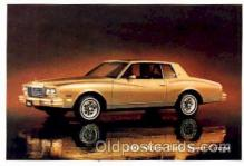 aut100125 - 1980 Monte Carlo Sport Coupe Auto, Automobile, Car, Postcard Post Card
