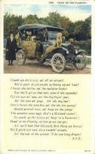 aut100141 - Auto, Automobile, Car, Postcard Post Card