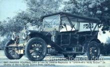 aut100142 - 1911 Havers Touring Car Auto, Automobile, Car, Postcard Post Card