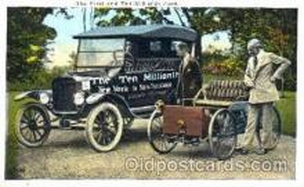 aut100146 - Ten Millionth Ford Auto, Automobile, Car, Postcard Post Card