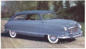 aut100166 - Ramber 1902, Nash Airflyte Auto, Automotive, Vehicle, Car, Postcard Post Card