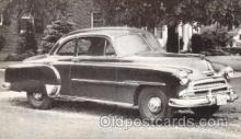 1951 Cheverolet Styleline Deluxe, Sport Coupe