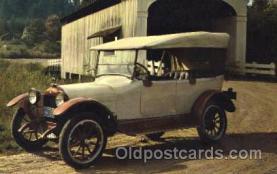 aut100182 - 1917 Velie Touring Auto, Automotive, Vehicle, Car, Postcard Post Card