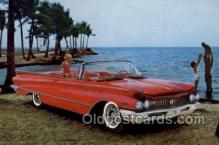 aut100239 - The turbine drive buick convertibles Automotive, Car Vehicle, Old, Vintage, Antique Postcard Post Card