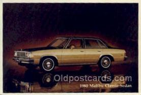 1980 Malibu classic sedan
